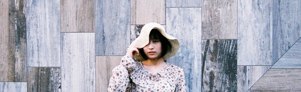 Harajuku film photo feat. Kominato Ichica