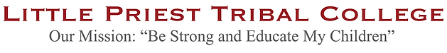 Little Priest Tribal College Logo.png