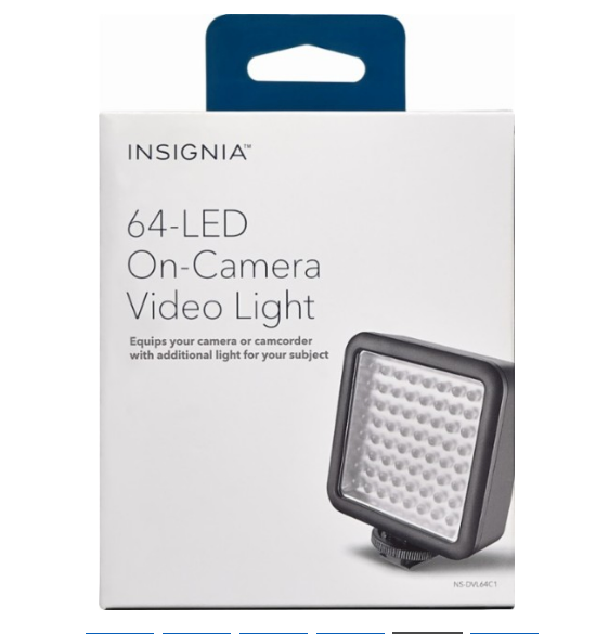 Insignia Video Light