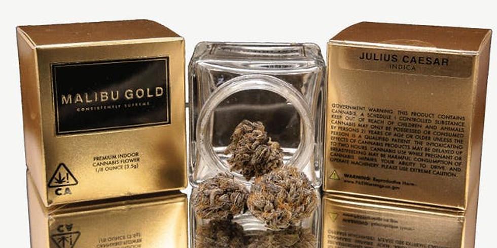 Malibu Gold  BOGO