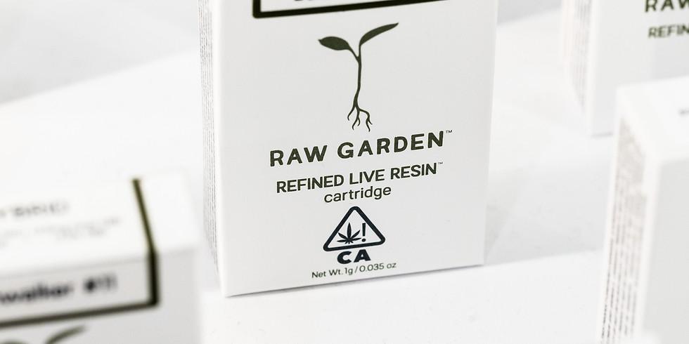 Raw Garden Demo Day! -Vendor Present