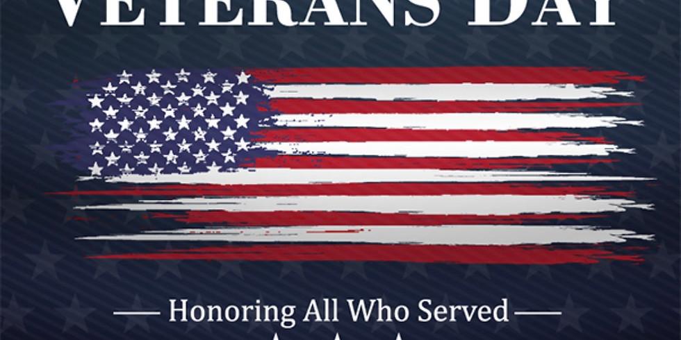 Savings for all Veterans