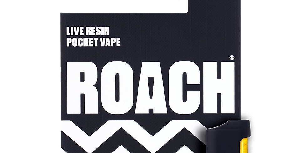Roach Swag Giveaway- Vendor Present