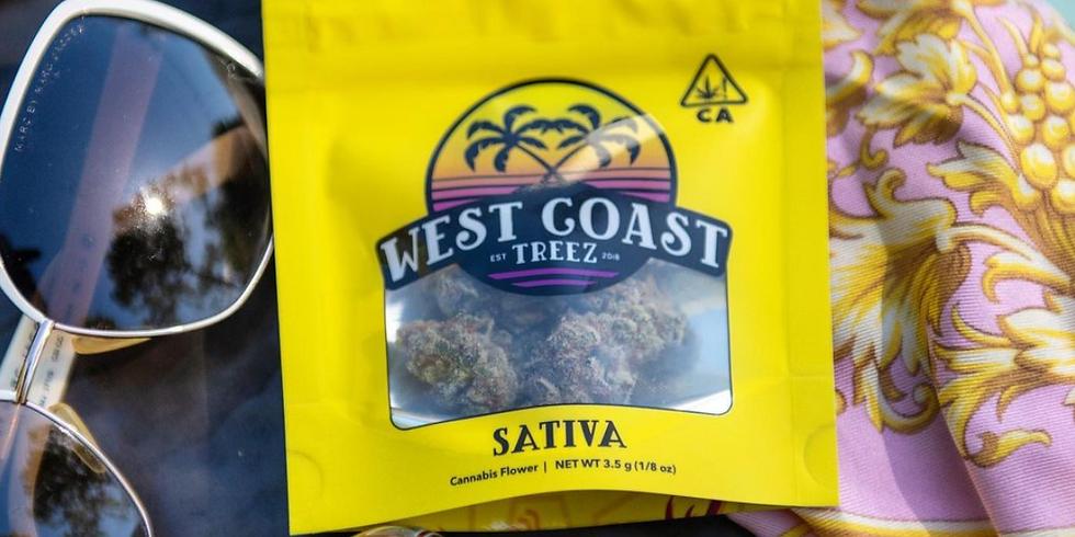 West Coast Treez an 1/8th for an 1/8th (1)