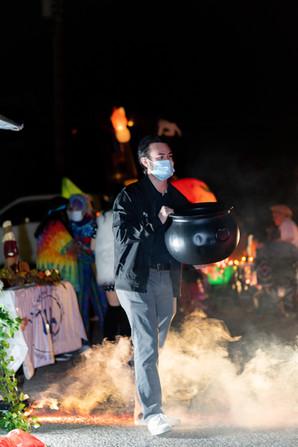 2020 Trunk or Treat Halloween Event Farmersville