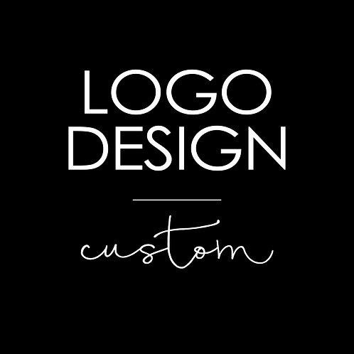 Custom Bespoke Logo + Icon Design