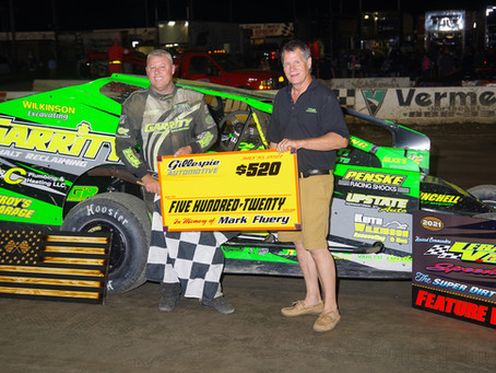Andy Bachetti Claims 2 Lebanon Valley Victories, While Lombardo Also Scores