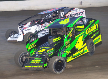 Andy Bachetti Charges From 12th To Claim Victory