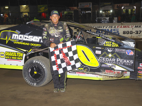 Brett Hearn Overcomes Broken Shock to Claim 3rd Win of 2018