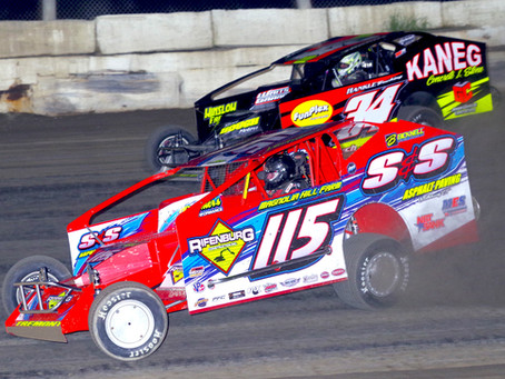 Kenny Tremont Jr. Claims 2nd Win of 2019; Andy Bachetti Takes Points Lead