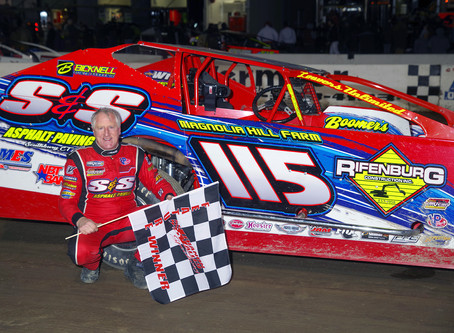 Kenny Tremont Jr. Takes 3rd Win of 2019 In Dominant Fashion