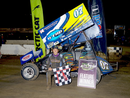 Gerard McIntyre Scores Maiden ASCoC Victory; Jason Herrington Scores First Win Since 2016