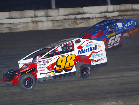 Eddie Marshall Claims First Win of 2019; Kenny Tremont Jr. All But Clinches Modified Title