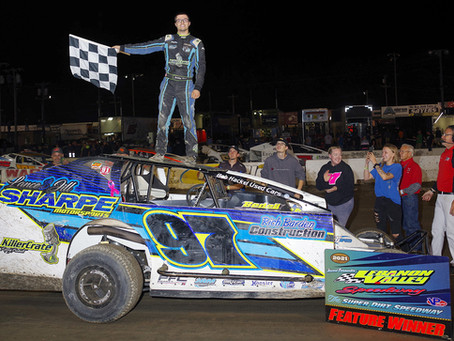 Bobby Hackel, IV Claims 1st Lebanon Valley Big Block Win
