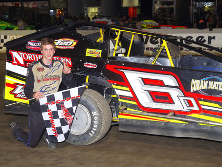 Valley Mods Rained Out; Dillon Steuer Claims Small Block Victory