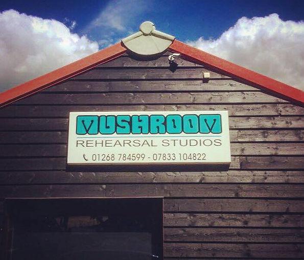 mushroom studios front