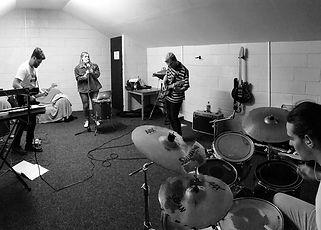 Mushroom Rehearsal Studios Room 8