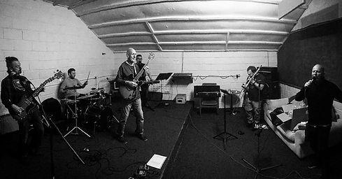 Mushroom rehearsal studio room 2
