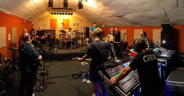 room 6 mushroom rehearsal studios