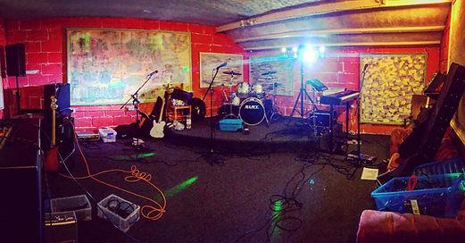 Mushroom Rehearsal Studio room 5