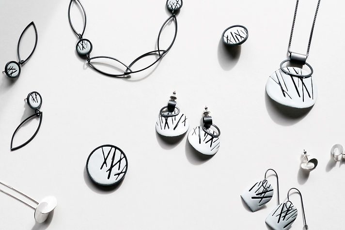 Marked Enamel Jewellery Collection