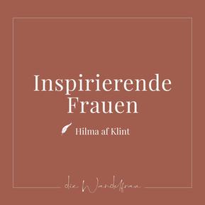 INSPIRIERENDE FRAUEN (Hilma af Klint)