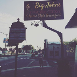 Chris the Drone Specialist & Engineer! Filming a 30 second commercial for Big John! #film #florida #