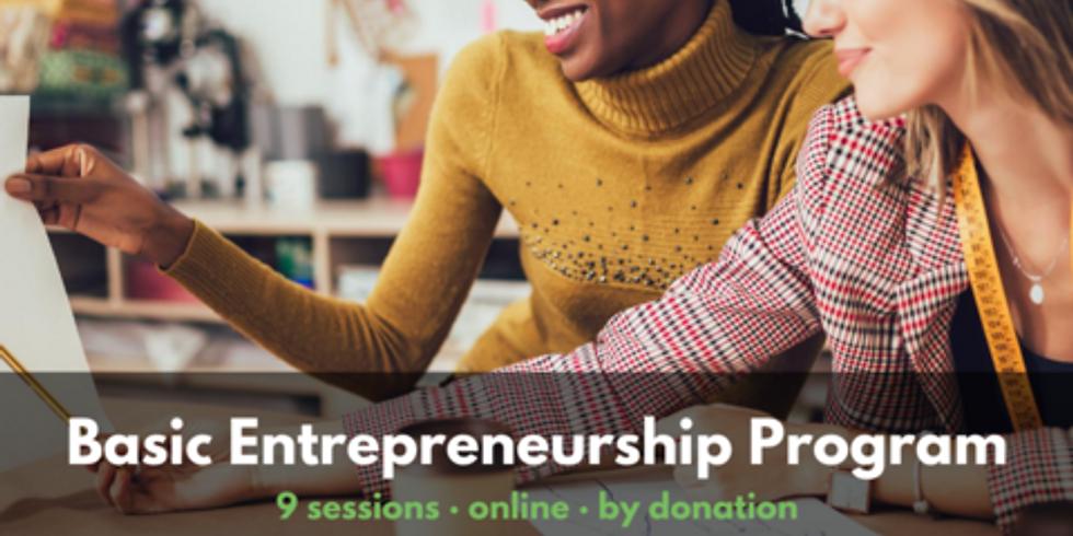 Basic Entrepreneurship Program