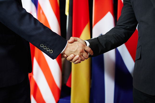 Outsourced International Relations