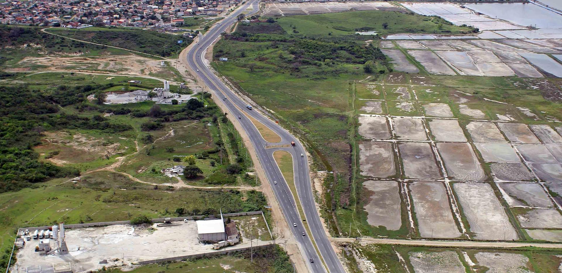 Duplicação -RJ106 -São Pedro da Aldeia - RJ