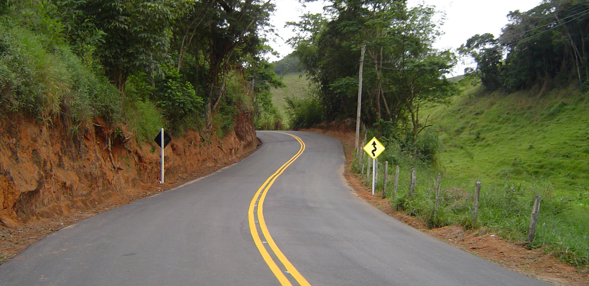 Conservação de Rodovias - Região Sul - RJ