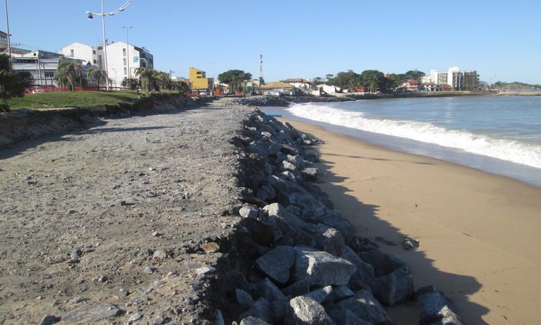 Enrroncamento Praia da Tartaruga - RJ