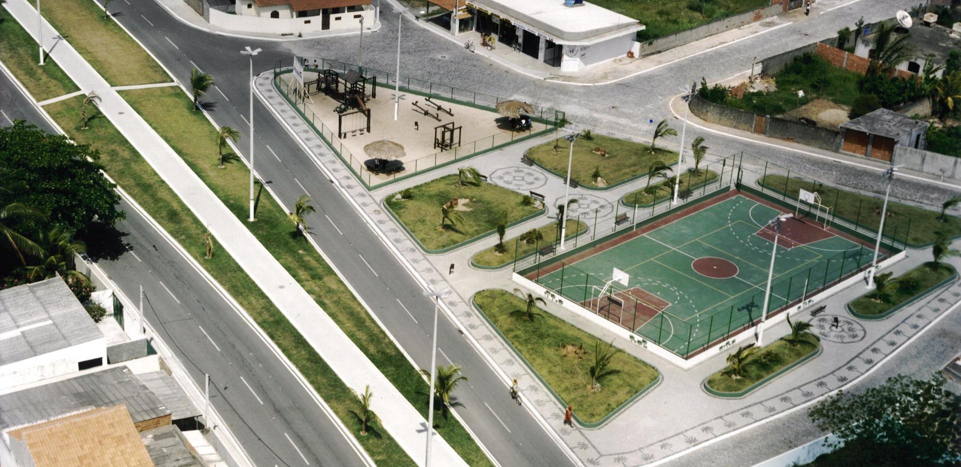 Urbanização Parque Burle - Cabo Frio - RJ