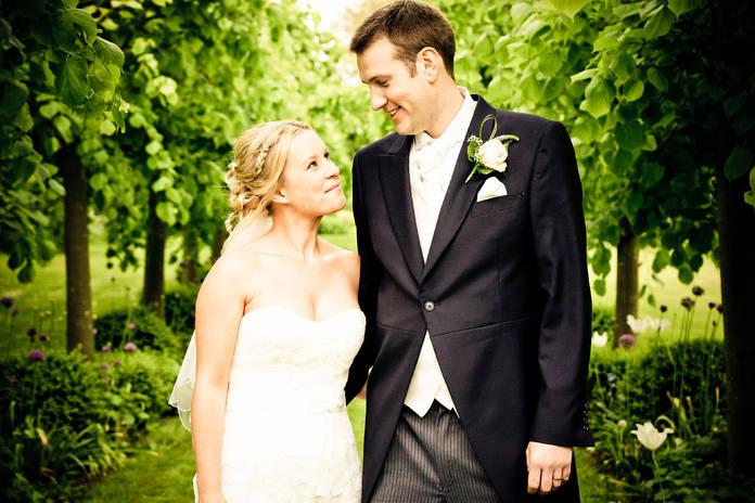 The Wedding Gaze