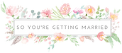 So you're Getting Married Logo