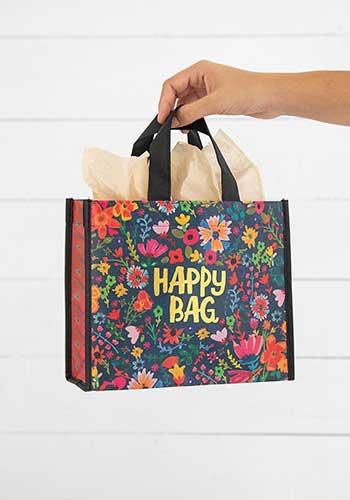 Natural life floral happy bag