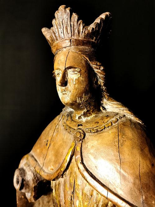 Sainte Hélène, XVIIème