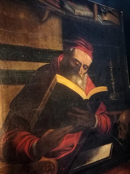 Saint Jérôme, XVIIIème.