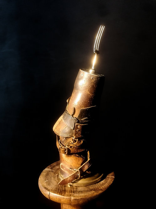 Prothèse de bras, fin XIXème.