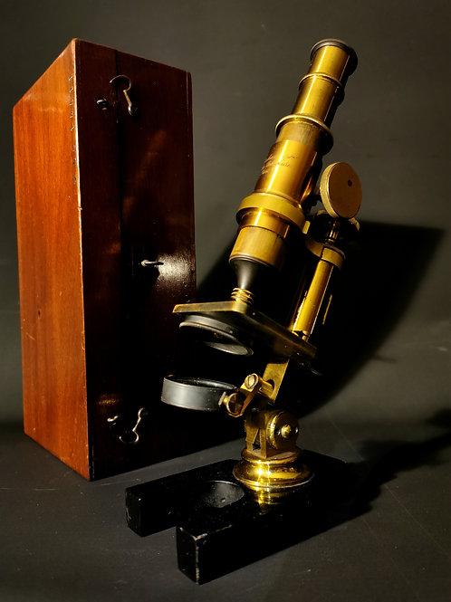 Microscope Goubeaux opticien Paris