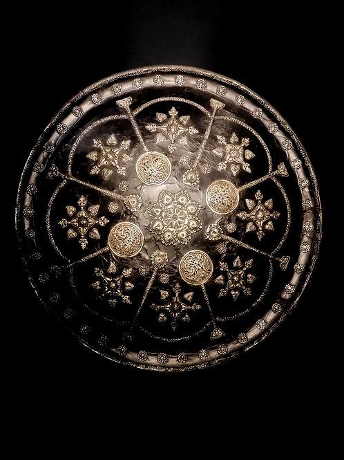 Bouclier Indo-persan, XIXeme.