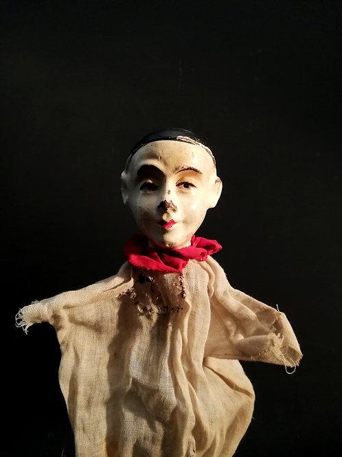 Marionnette à main.