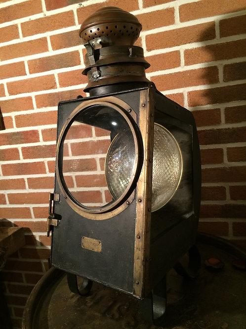 Lampe au magnésium 1895.