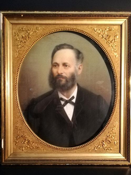 Portrait XIXème.