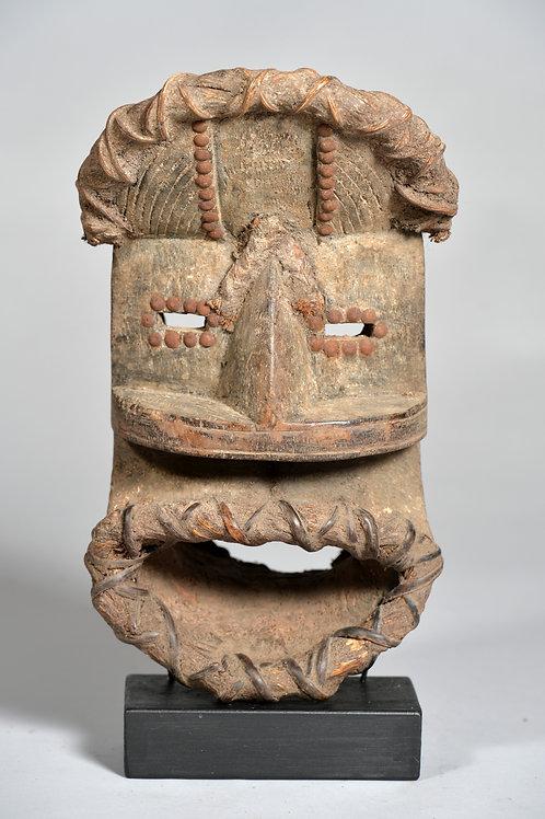 Masque Bété  Côte d'Ivoire.