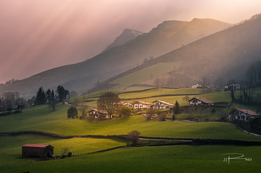 Pays Basque, Jean Charles RIVAS, photographe