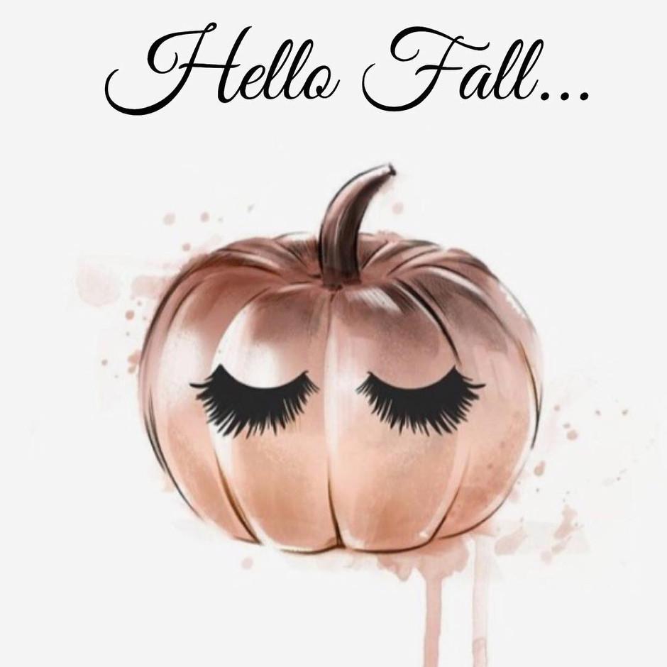 Autumn Lash Shed