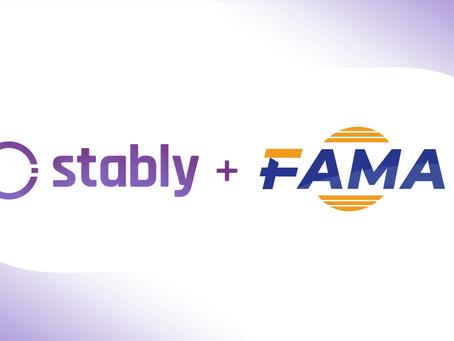 FamaCash & Stably Partnership