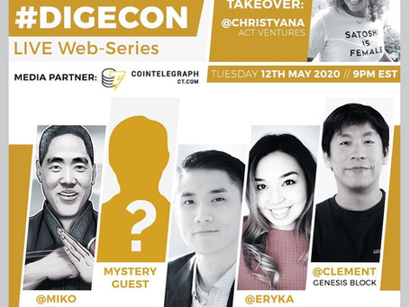 Kory on #DigEcon Live Web-Series