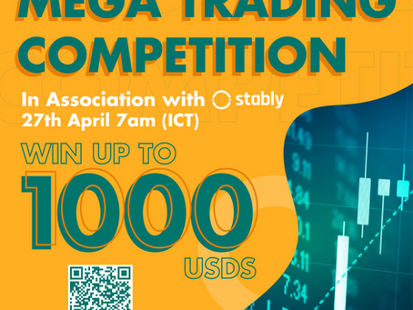 Trading Competition (Koinfox + Stably)